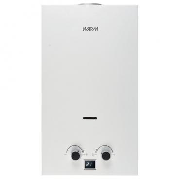 Проточный газовый водонагреватель WARM AQUOS 10L