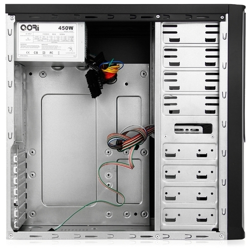 Компьютерный корпус Codegen SuperPower Qori 3335 600W Black