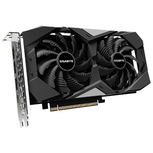 Видеокарта GIGABYTE Radeon RX 5500 XT 1647Mhz PCI-E 4.0 8192Mb 14000Mhz 128 bit HDMI 3xDisplayPort HDCP OC