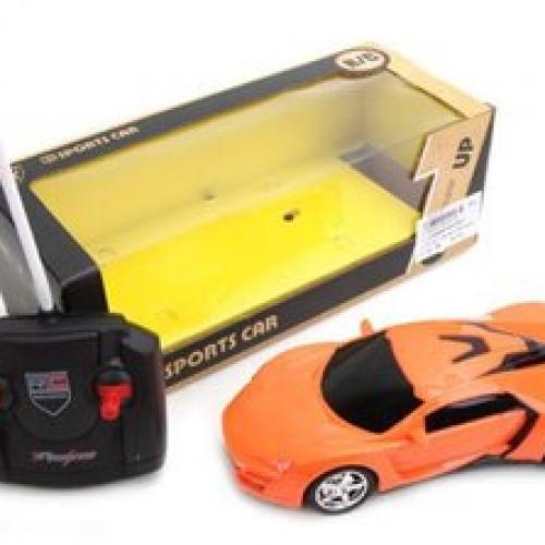 Машинка Наша игрушка HSY664-92 1:20
