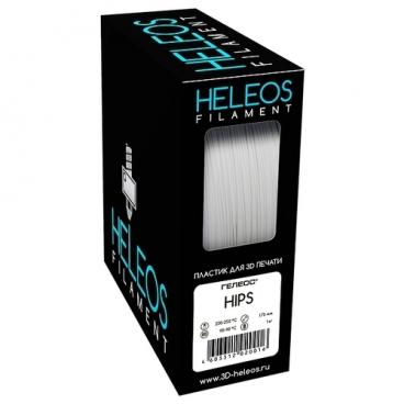 HIPS пластик Heleos 1.75 мм белый