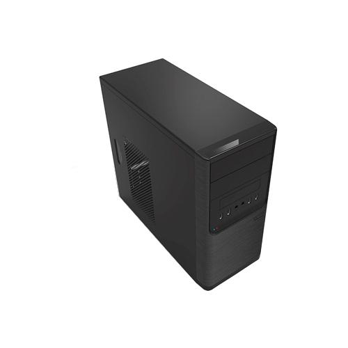 Компьютерный корпус Powerman ES701 450W Black