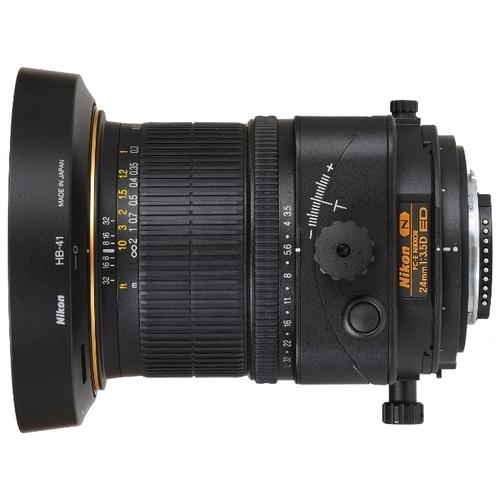 Объектив Nikon 24mm f/3.5D ED PC-E NIKKOR