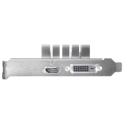 Видеокарта ASUS GeForce GT 1030 1228Mhz PCI-E 3.0 2048Mb 6008Mhz 64 bit DVI HDMI HDCP Silent
