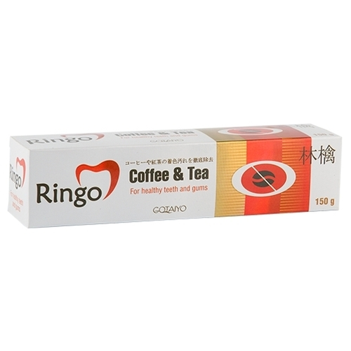 Зубная паста Ringo Cоffee & Tea