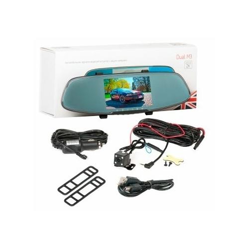 Видеорегистратор Slimtec Dual M3, 2 камеры