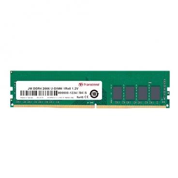 Оперативная память 4 ГБ 1 шт. Transcend JM2666HLH-4G