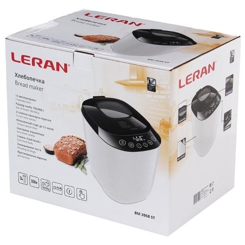 Хлебопечка Leran BM 2058 ST