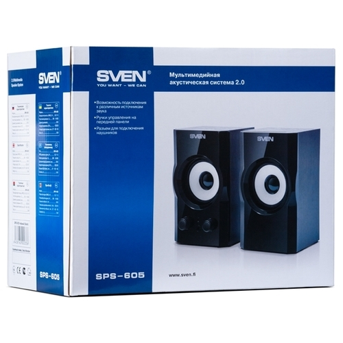 Компьютерная акустика SVEN SPS-605