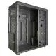 Компьютерный корпус ExeGate EVO-8205 w/o PSU Black