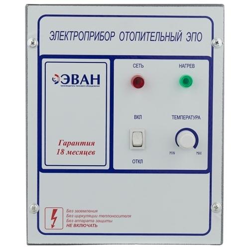 Электрический котел ЭВАН ЭПО 9,45 220 9.45 кВт одноконтурный