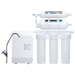 Фильтр под мойкой Prio Новая вода Praktic Osmos Stream OUD600 пятиступенчатый