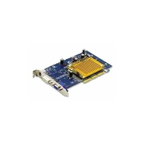 Видеокарта GIGABYTE GeForce 6200 300Mhz AGP 128Mb 550Mhz 64 bit DVI TV YPrPb