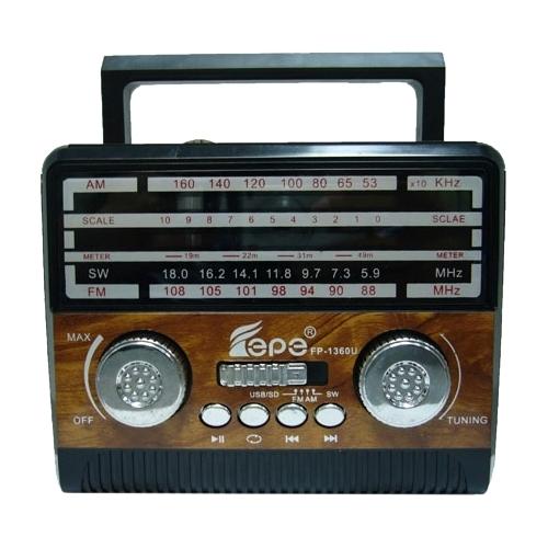 Радиоприемник Fepe FP-1360U