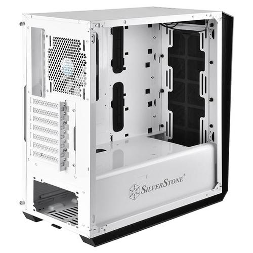 Компьютерный корпус SilverStone RL07W-G White