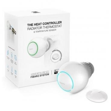 Терморегулятор Fibaro Heat Controller + датчик температуры
