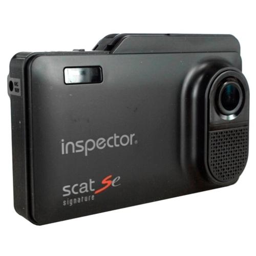 Видеорегистратор с радар-детектором Inspector SCAT Se