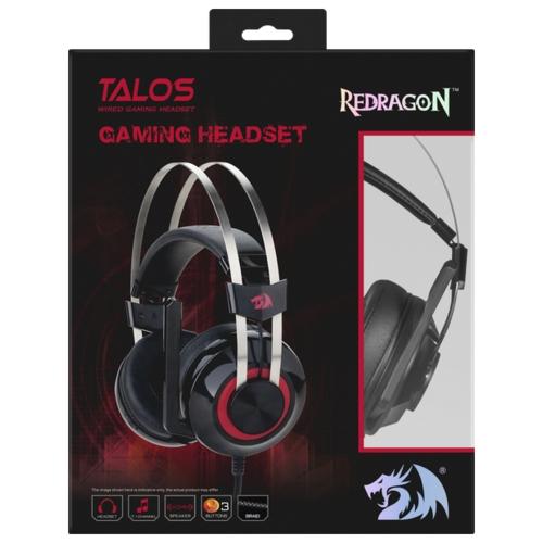 Компьютерная гарнитура Redragon Talos