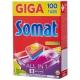 Somat All in 1 таблетки (лимон и лайм) для посудомоечной машины