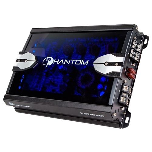 Автомобильный усилитель PHANTOM LX 4.120