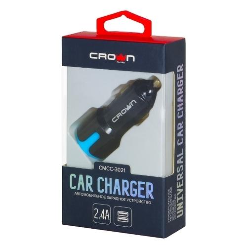 Автомобильная зарядка CROWN MICRO CMCC-3021
