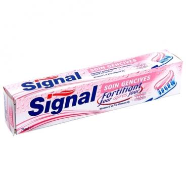 Зубная паста Signal Plus для ухода за деснами