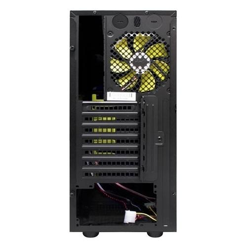 Компьютерный корпус IN WIN MG-136 w/o PSU Black