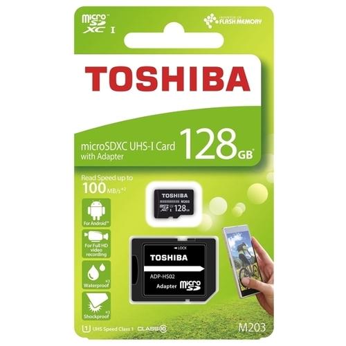 Карта памяти Toshiba THN-M203K1280EA(TU