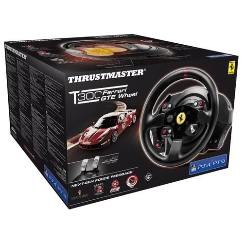 Руль Thrustmaster T300 Ferrari GTE Wheel