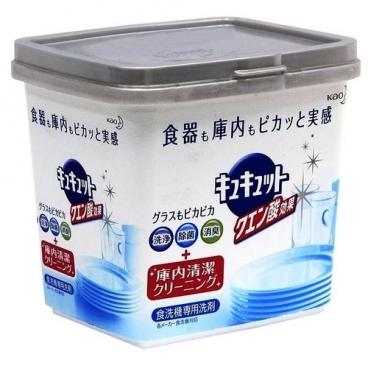 Kao CuCute порошок (грейпфрут) для посудомоечной машины