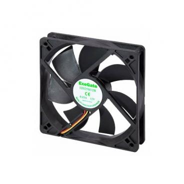 Система охлаждения для корпуса ExeGate 12025M12B