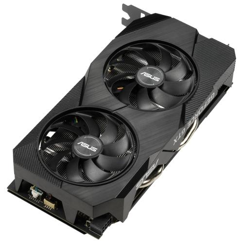 Видеокарта ASUS Dual GeForce GTX 1660 1500MHz PCI-E 3.0 6144MB 8002MHz 192 bit DVI HDMI DisplayPort HDCP EVO