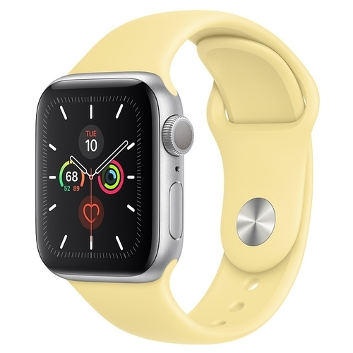 Часы Apple Watch Series 5 GPS + Cellular 44mm Aluminum Case with Sport Band