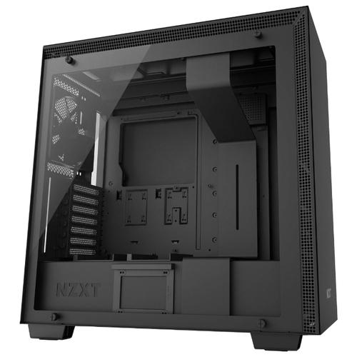 Компьютерный корпус NZXT H700i Black