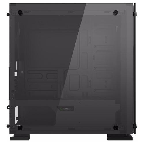 Компьютерный корпус GameMax H605-TB Black