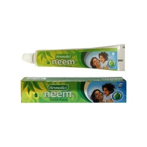 Зубная паста Himalaya Herbals Hermedics ним и акация