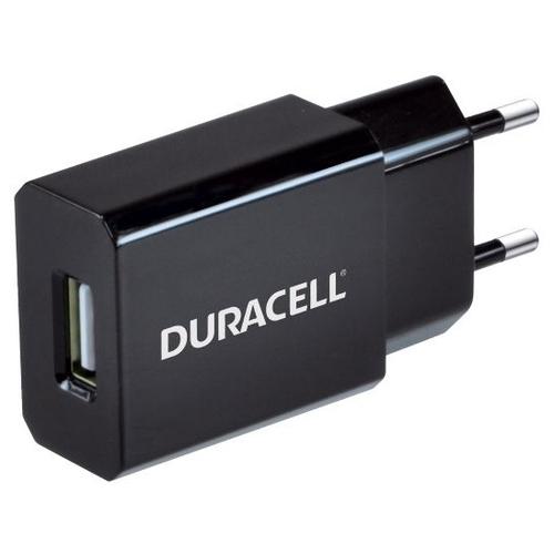 Сетевая зарядка Duracell DRACUSB3