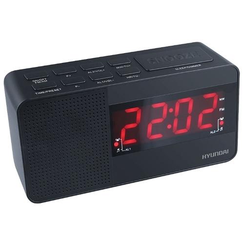 Радиобудильник Hyundai H-RCL200