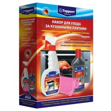 Набор для ухода за кухонными плитами (3415) Topperr