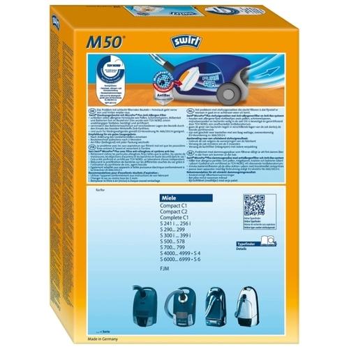 Swirl Пылесборники M50
