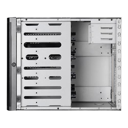 Компьютерный корпус SilverStone DS380B Black