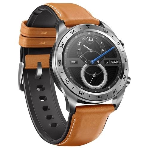 Часы Honor Watch Magic (leather strap)