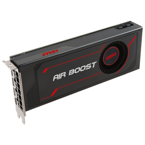 Видеокарта MSI Radeon RX Vega 64 1272Mhz PCI-E 3.0 8192Mb 1890Mhz 2048 bit HDMI HDCP Air Boost OC