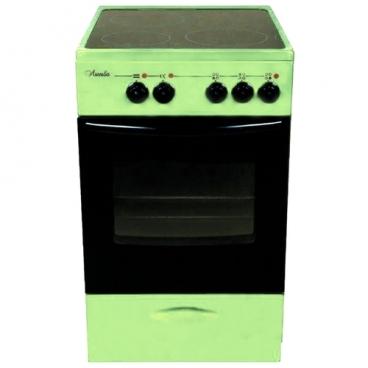 Плита Лысьва ЭПС 301 МС зеленый
