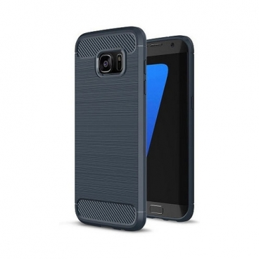 Чехол UVOO Carbon Design для Samsung Galaxy S7 Edge (U003534SAM)