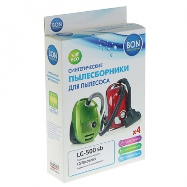 BON Синтетические пылесборники LG-500 sb