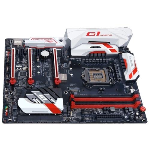 Материнская плата GIGABYTE GA-Z170X-Gaming GT (rev. 1.0)