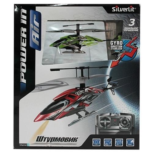 Вертолет Silverlit Power in Air Штурмовик (84700)