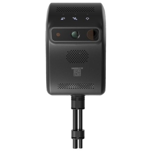 Видеорегистратор AXPER Online 2CH, 2 камеры, GPS