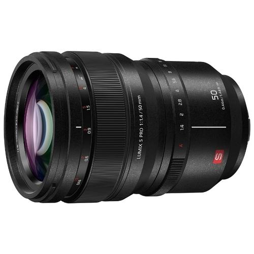 Объектив Panasonic 50mm f/1.4 Lumix S PRO